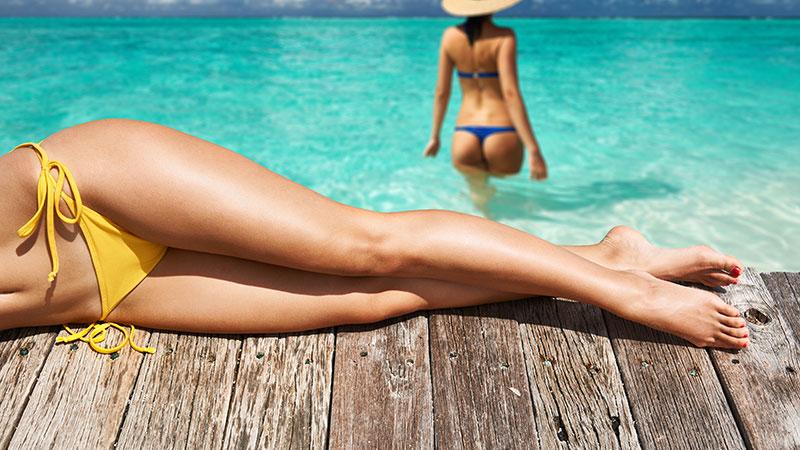 Gezwollen benen en enkels