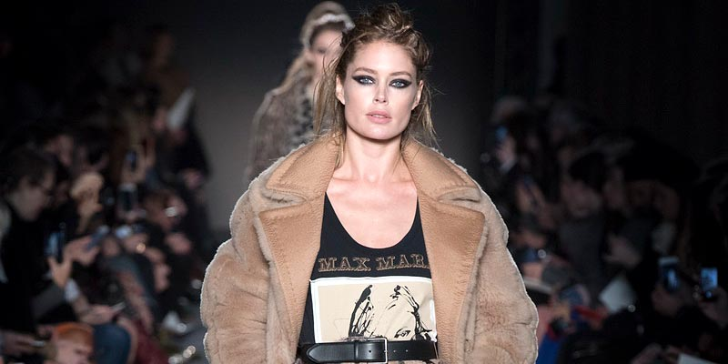 Mode trends vrouw herfst winter 2018 2019