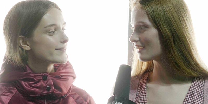 Models We Love. Willemijn de Kock en Noëlle Nijhof