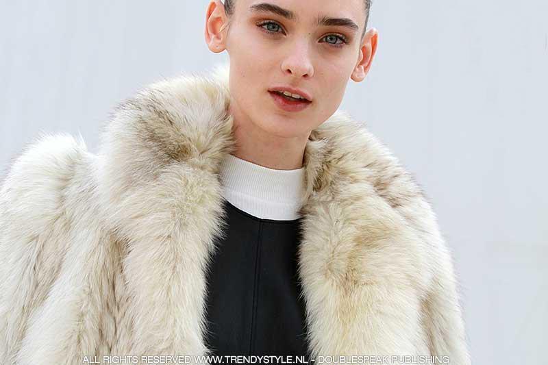 Modellentruc: als je winterjas maar heftig is!