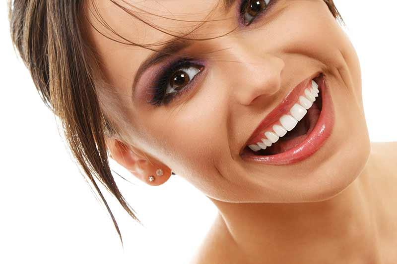 Witte en sterke tanden