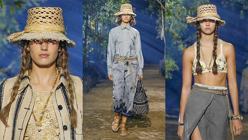 Modetrends zomer 2020. Midzomer looks